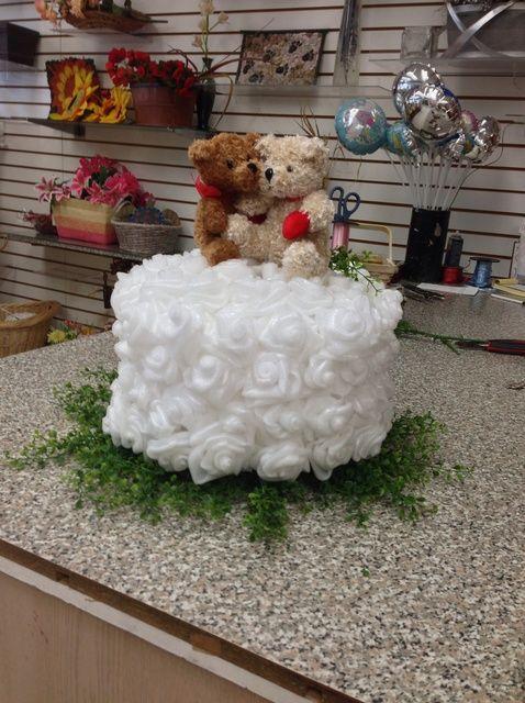 Cómo hacer tu propio pastel de boda Display