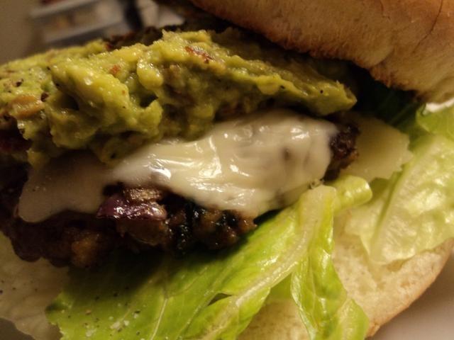 Asegúrese de darle una oportunidad con mis lima y cilantro hamburguesas! http://snp.gd/ta75oy