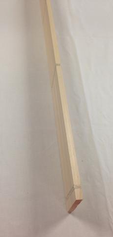 Aquí está su demarcación completa y lista para el corte. Recuerde, usted sólo tendrá que marcar en una cara y un borde de la madera.