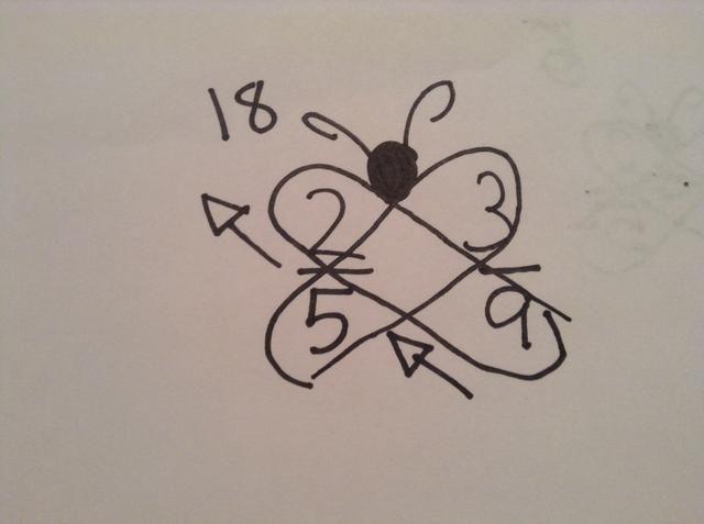 Ir arriba y en todo lo que su el 2 9 y se multiplican por lo que 9 veces 2 es 18 !!!!!