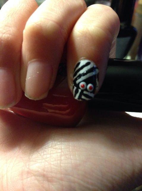 Fotografía - Cómo Momia Nails!