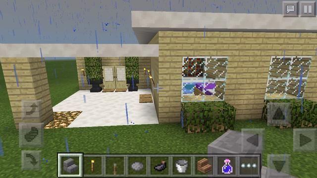 Una pequeña casa que hice