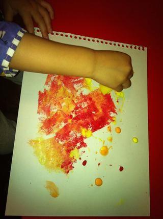 También debe considerar a un niño's masterpiece, or the alternative approach of painting.