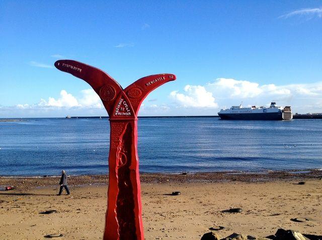Cómo Navegar por el North Shields Heritage Walk