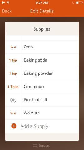 2º ingredientes
