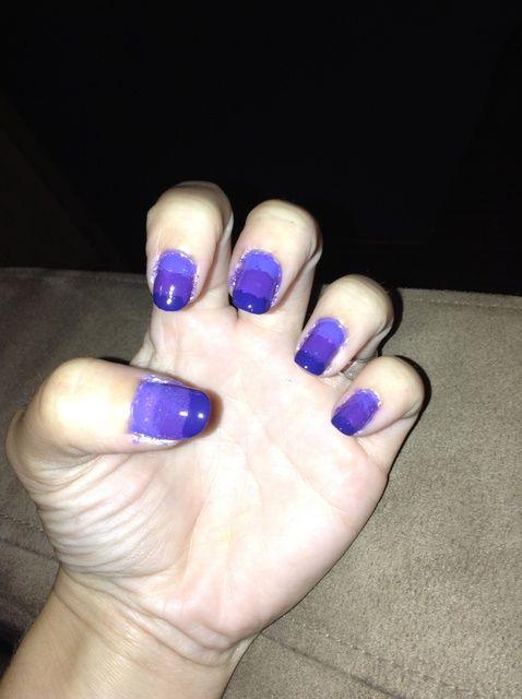 Fotografía - Cómo Ombre Sus uñas
