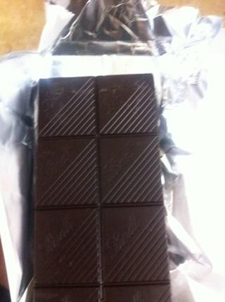 Añadir un poco de chocolate negro si quieres un poco más de sabor intenso. Me gusta intensa