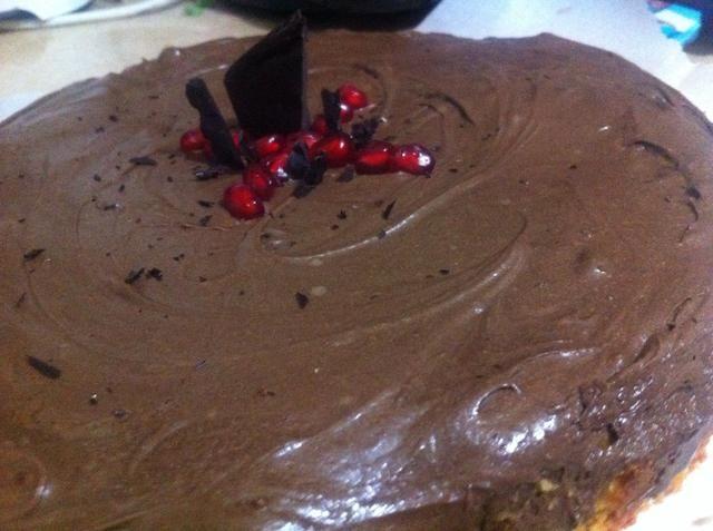 Tome rotos pedazos de chocolate negro. Establecer como quieras