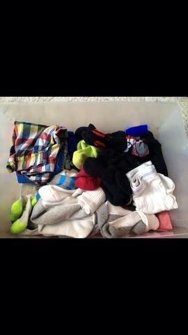 ¡Oh, no! ¿Qué pasa con el hermano's sock drawer?