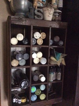 Nunca me pase por estas bellezas prácticos. Cajas de soda del vintage tienen posibilidades interminables para soluciones de almacenamiento.