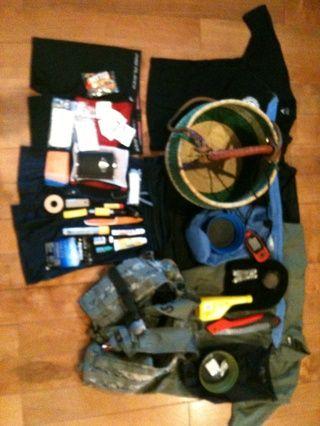 Cesta: armadura de cesta, correa correa de perro, GPS.