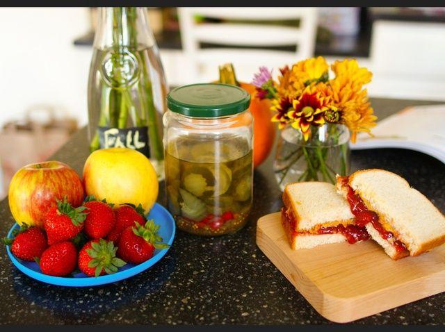 Cómo preparar un almuerzo Receta de Seguridad Escolar y satisfactorio