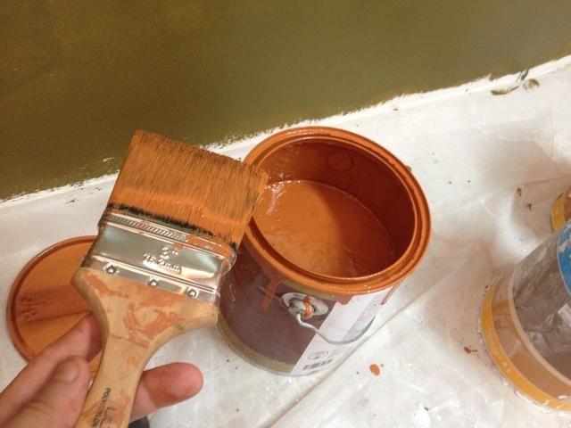 Para almacenar el pincel o rodillos para más adelante usted puede limpiarlos o probar este pequeño truco ...