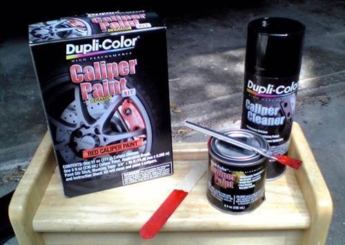 Prepare sus materiales y obtener juntos. Revuelva y preparar su pintura.