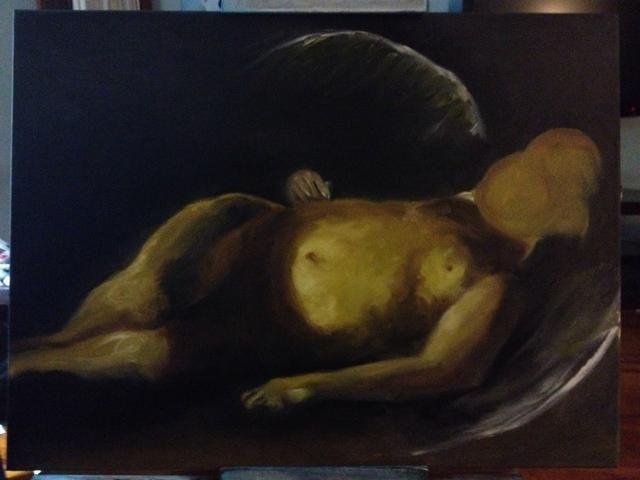 El período barroco post-renacentista se concentró en el movimiento y la forma del objeto utilizando el contraste de luz y sombra.