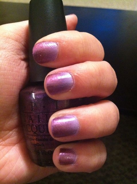 Fotografía - Cómo pintar Gradient Nails