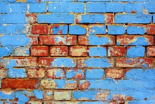 Fotografía - Cómo: Pintura Albañilería Muros