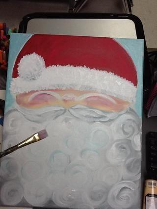Empieza a parecerse a Santa!