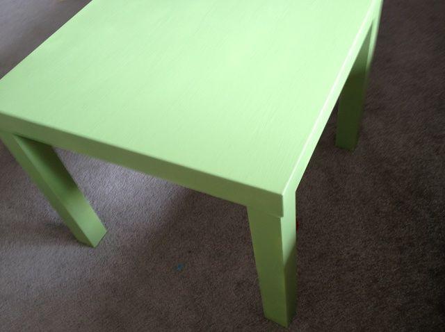 Cómo pintar su dañado muebles Ikea