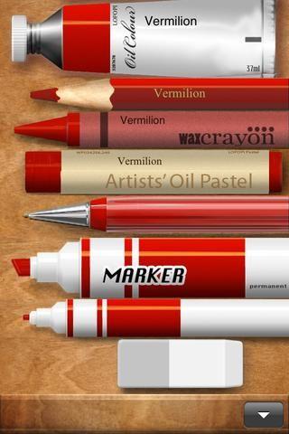 ART SET es una aplicación de pintura para iOS. ART SET tiene una variedad de medios para conseguir comenzó su carrera como pintor. La imagen de arriba es sólo algunas de las herramientas disponibles. Ir y descubrir el resto.