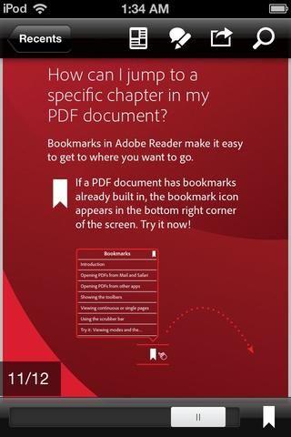 ¿Qué es una computadora de escritorio sin Adobe Reader? Adobe Reader es un visor de PDF para iOS! Ver, navegar, marca, firmar y enviar por correo electrónico sus documentos PDF.