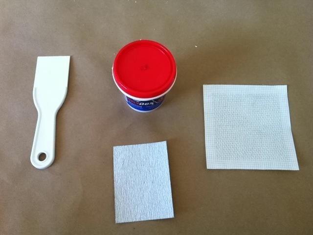 * kit sólo se puede utilizar para los agujeros de hasta 3 pulgadas de diámetro