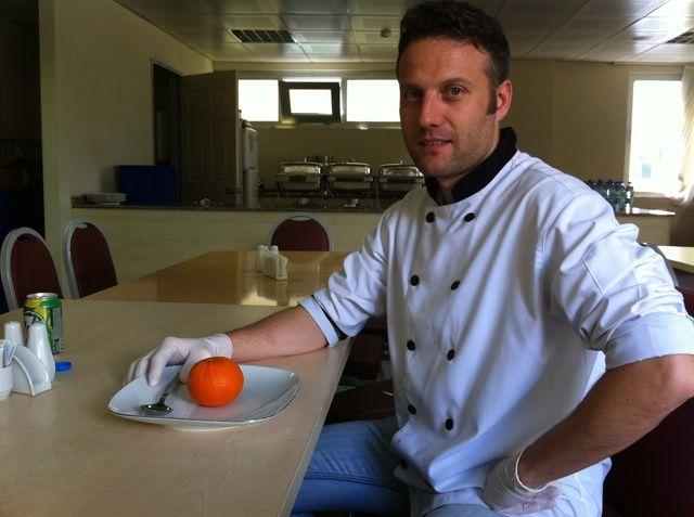 Nuestro Chef ☺