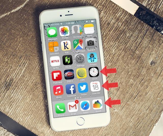 También recomendamos la colocación de Apple's