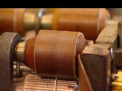 Revelaciones industriales: Roller Algodón