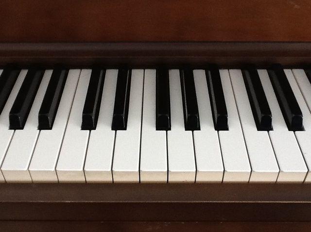 Fotografía - Cómo jugar Piano Básico en Medio C Posición