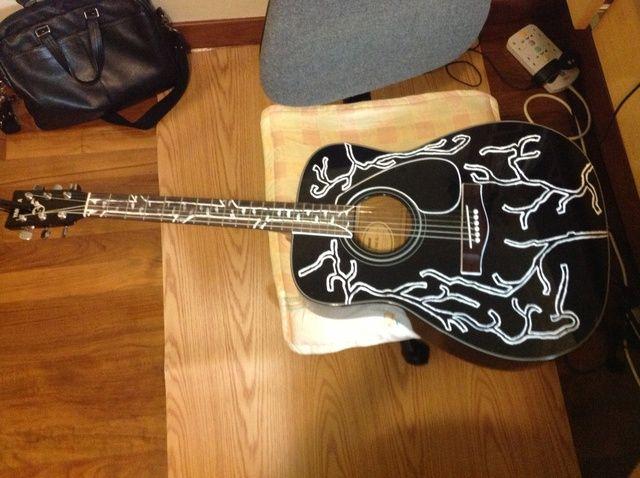 Cómo jugar Guitar Chords C a B (No hay Pisos u objetos punzantes)