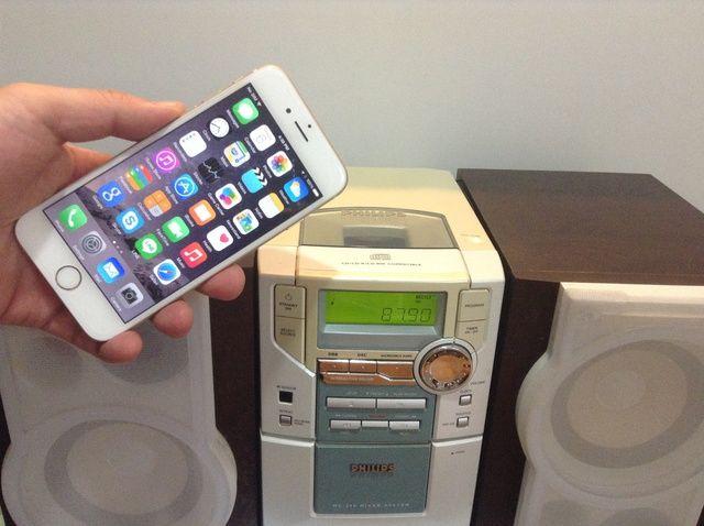 Cómo reproducir música desde el iPhone al estéreo de forma inalámbrica