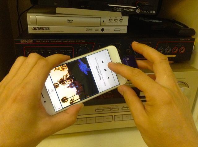 Ajuste el volumen del iPhone a 80 por ciento para la mejor calidad de sonido