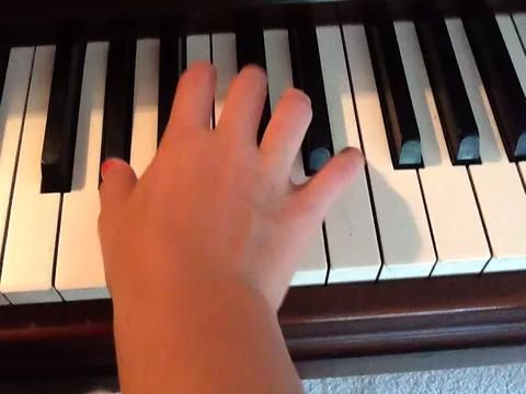 Y eso's what it will sound like! I added the second part in... The next slide will teach you how to play it