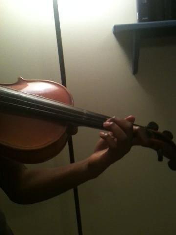 esto es sólo un ejemplo de una melodía fácil de jugar: María tenía un corderito