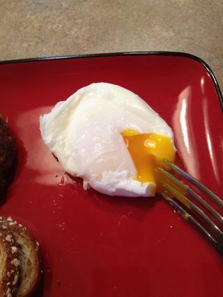 Disfrute de la más cremoso, más delicioso huevo que've ever had.