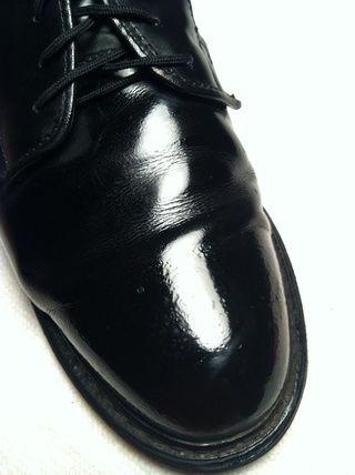 Hazlo un par de veces y TADA! zapatos perfectos! ( Don't want my DI screaming ! )