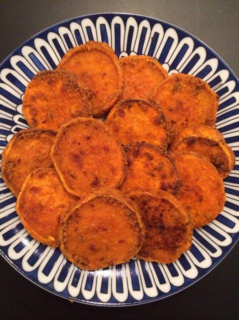 Cómo preparar picante, crujiente Receta Patatas Dulces