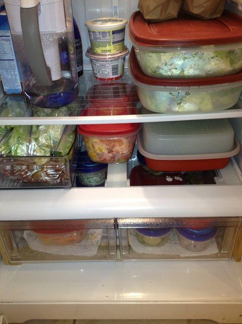 Cómo preparar su refrigerador