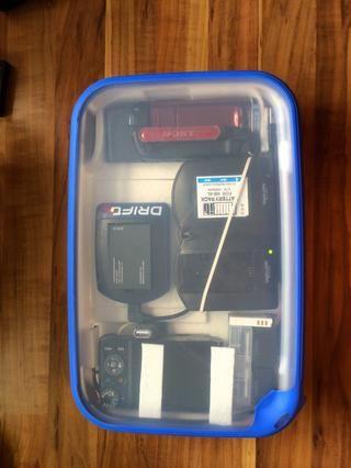 Por ponerlo en, todo tu gadget estará a salvo de la lluvia, bebidas derramadas, polvo o cualquier otra cosa que podría dañarlo