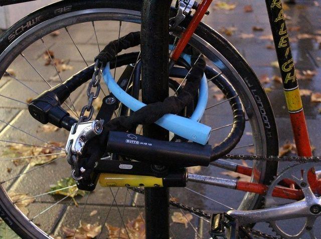 Cómo proteger su bici del robo