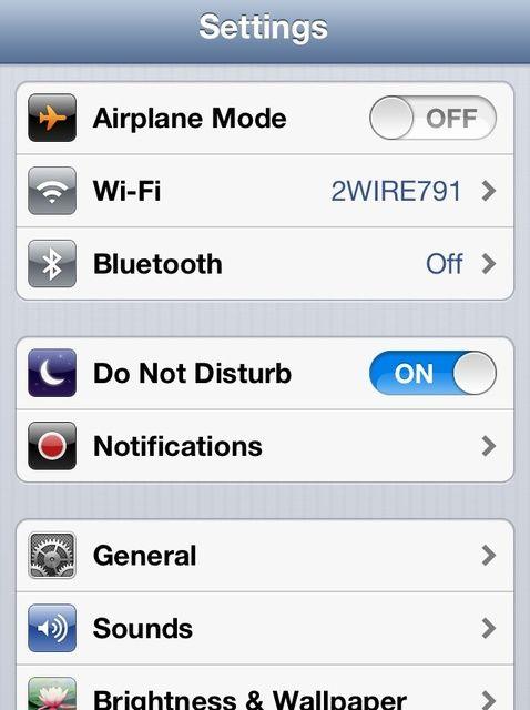 Cómo proteger su iPhone Aplicaciones De Primeros eliminados.
