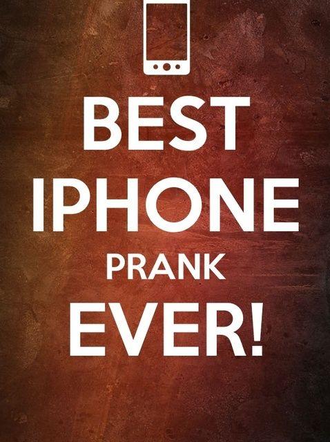 Cómo Saque el mejor iPhone Prank siempre ??????