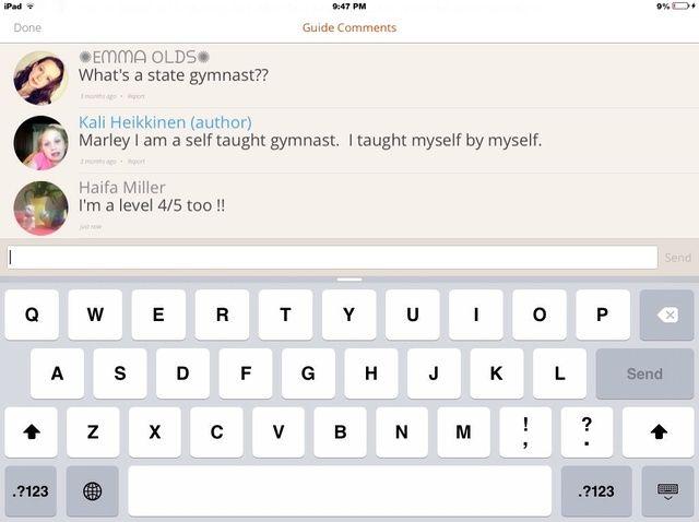 Cómo poner un diccionario en su teclado en el iPad