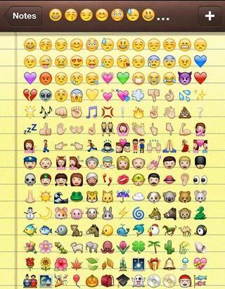 Ahora usted tiene 460+ iconos Emoji! ??????