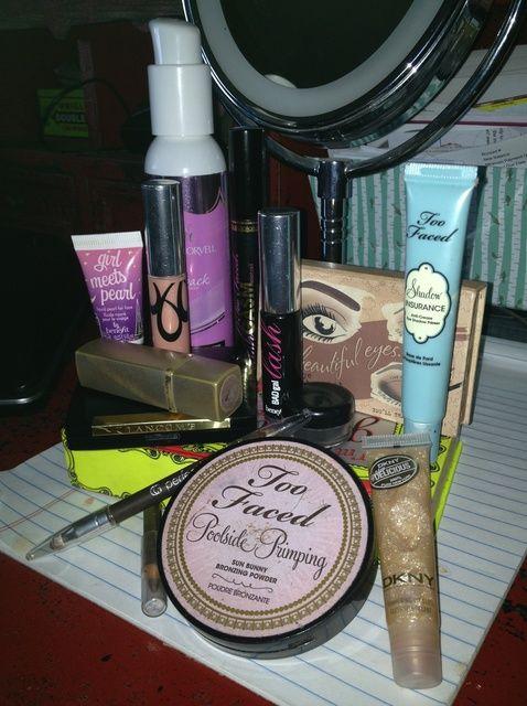 Fotografía - Cómo poner en una cara llena de maquillaje