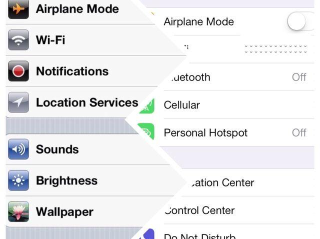 Cómo poner el porcentaje de batería en un iPhone 4 / 4s y 5!