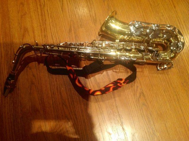 Fotografía - Cómo armar su saxofón