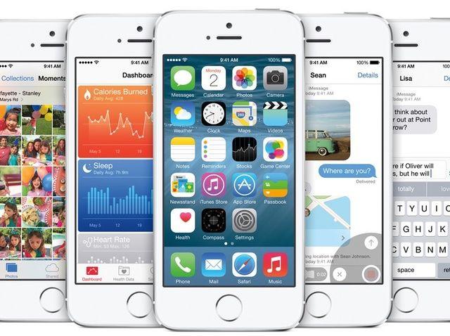 Cómo comprobar rápido si se're Running iOS 7 or iOS 8