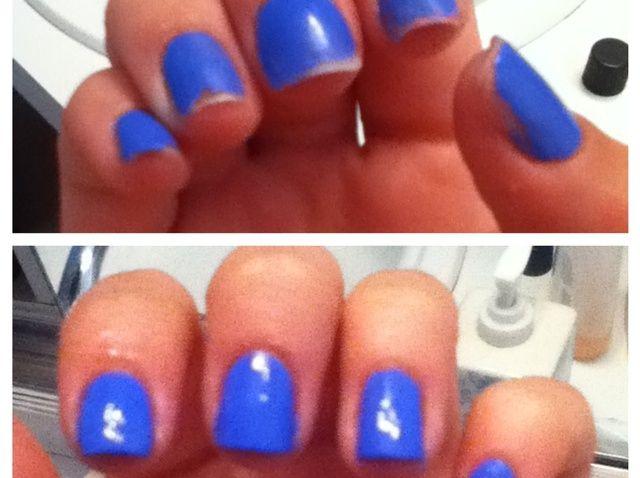 Fotografía - Cómo arreglar rápidamente Chipped Nails